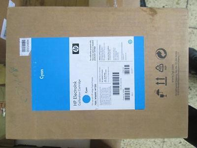 Hp Indigo Electroink Q4136a Calibration Cartridge Cyan For 7000 Ws6000 W7200