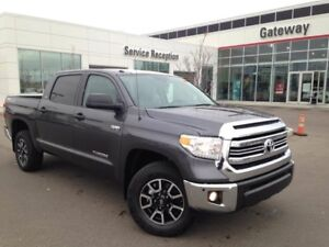 2017 Toyota Tundra TRD Offroad Package 5.7L V8 4x4 CrewMax