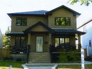 2 Bedroom Basement Apartment close to UofA, LRT, and Whyte Ave
