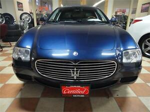 2006 Maserati Quattroporte Executive GT,MUST SEE FULLY LOADED