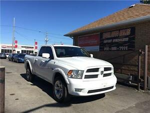 2010 Dodge Ram 1500 **LEATHER**HEMI**4X4**SUNROOF**FULLY LOADED*