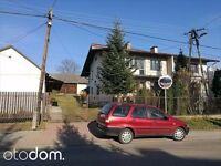 Semi-detached house with potential on beautiful plot near Cracow, Poland