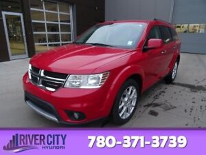 2016 Dodge Journey AWD RT 7 PASSENGER Leather,  Heated Seats,  B