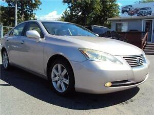 2007 Lexus ES 350 LEATHER SUNROOF HEATED SEATS COLD SEATS REAR S