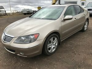 2005 Acura RL AWD Fully appointed.  SPECIAL $8500