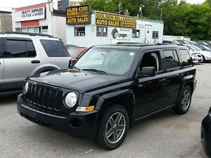 2009 Jeep Patriot North/JUST LANDED/LOW KM