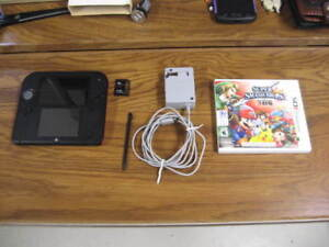 NINTENDO 2DS with one game