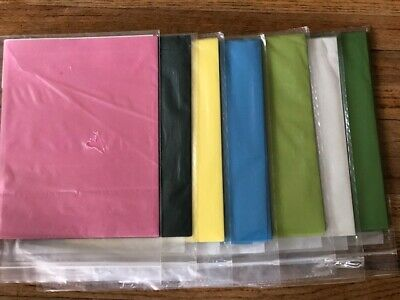 /& 0.3μ Duable 7PCS 8.7 X 11 Lapping Film Sheets 1 Each Of 30,12,9,5,3,1