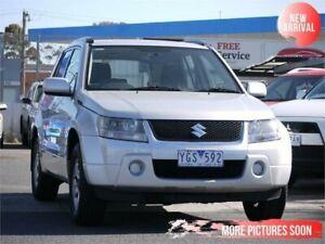 2008 Suzuki Grand Vitara JT MY07 UPGRADE (4x4) Silver 5 Speed Automatic Wagon Cheltenham Kingston Area Preview