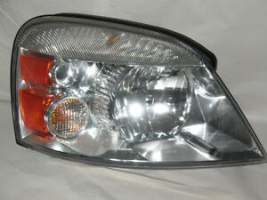 FORD FREESTAR PHARE LUMIÈRE HEADLIGHT HEADLAMP LIGHT LAMP