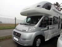2014 Fiat Ducato 42 Multijet Power Motorhome, 2/4 berth, £64,500.00
