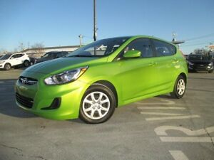 2012 HYUNDAI ACCENT GL 5DR HATCH