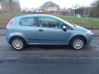FIAT GRANDE PUNTO 1.2 ACTIVE 8V 3d 65 BHP (blue) 2009