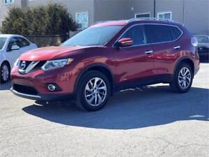 2014 Nissan Rogue SL | Leather | AWD | Panoramic roof |