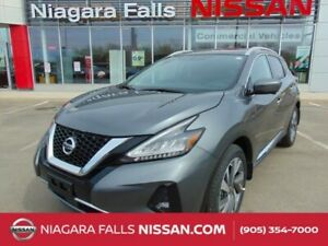 2019 Nissan Murano SL   LEATHER   FRONT & REAR PARKING SENSORS  