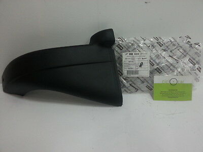 BUMPER PROTECTION SIDE FRONT LEFT BLACK ORIGINAL APE 50 FL2-3-MIX