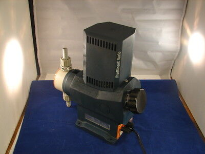 Prominent Vario Vama12042pp1000a110 Meteringdosing Pump 8.3 Gph 145 Xlnt