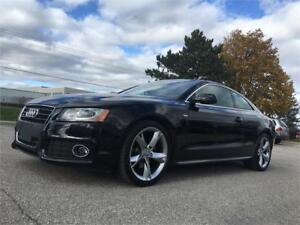 2010 Audi A5 S Line 2.0L Premium fully loaded 44230 Kms