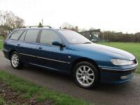 2004 (04) Peugeot 406 2.0HDi 90 ( Sat Nav ) Estate