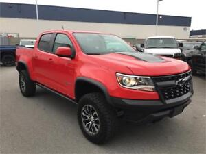 2018 Chevrolet Colorado 4WD ZR2 (BRAND NEW)