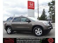 2010 GMC Acadia SLE, AWD, Sunroof, One Owner !!