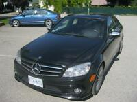 2009 Mercedes Benz C230 4 matic low km! Like new!