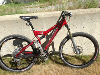 SJ FSR Pro 120 Specialized Stumpjumper 2005