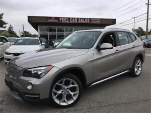 2014 BMW X1 xDrive28i|AWD|CASHMERE ON BROWN|PANOROOF|100K|