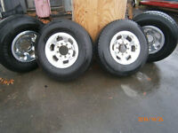 FORD WHEELS & TIRES