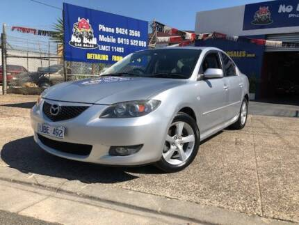 2006 Mazda3 Maxx Sport Sedan LOW KLM's Epping Whittlesea Area Preview