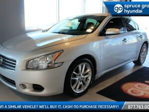 2011 Nissan Maxima LEATHER NAV ROOF V6 LOADED FULL SIZE SEDAN