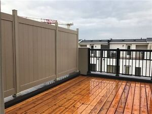 Brand New Corner Unit Townhouse In The Community Of Cornell!!!