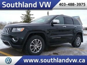 2015 Grand Cherokee Limited 4x4 **LEATHER-SUNROOF**