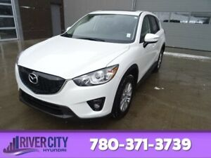 2015 Mazda CX-5 AWD GS Heated Seats,  Sunroof,  Back-up Cam,  Bl