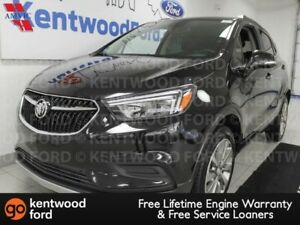 2018 Buick Encore Preferred AWD, power leather seats, push start