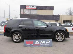 2008 Cadillac SRX RWD 5Pass Leather We Approve All Credit