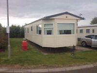 3 Bedroom caravan hire at Craig Tara