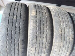 4 tires for sale 265/70/17