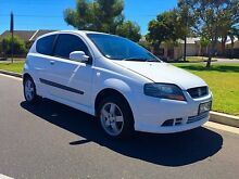 2006 Holden Barina TK White 5 Speed Manual Hatchback North Brighton Holdfast Bay Preview