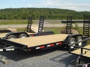 FACTORY OUTLET PRICING on Car/Equipment Haulers at Great Prices!