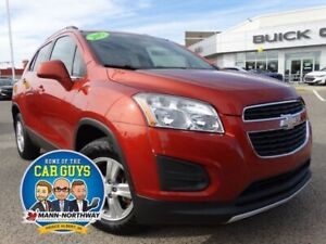 2015 Chevrolet Trax LT | Bluetooth, No Accidents.