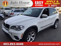 2011 BMW X5 35d DIESEL PANORAMIC ROOF PUSH BUTTON START