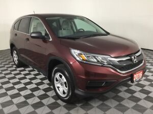 2016 Honda CR-V LX-AWD-HEATED SEATS-BACK UP CAMERA-ACCIDENT FREE