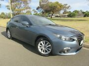 2015 Mazda 3 BM5478 Maxx SKYACTIV-Drive Blue 6 Speed Sports Automatic Hatchback Old Reynella Morphett Vale Area Preview