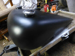 Harley Davidson modified Gas tank 5 gallons,