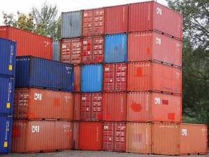 Shipping Container Certifying Redcliffe Belmont Area Preview