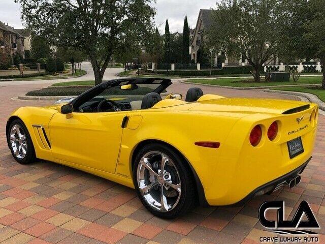 Image 14 Coche Americano usado Chevrolet Corvette 2010