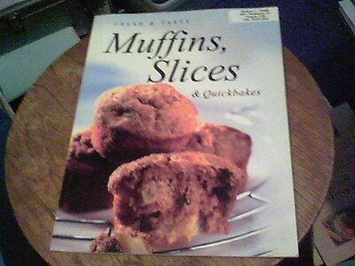 Fresh & Tasty Muffins, Slices & Quickbakes publisher Richard Carroll -