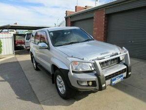 2003 Toyota Landcruiser Prado VZJ95R GXL (4x4) Silver 4 Speed Automatic 4x4 Wagon Holden Hill Tea Tree Gully Area Preview
