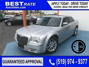 CHRYSLER 300C - APPROVED IN 30 MINUTES! - ANY CREDIT LOANS